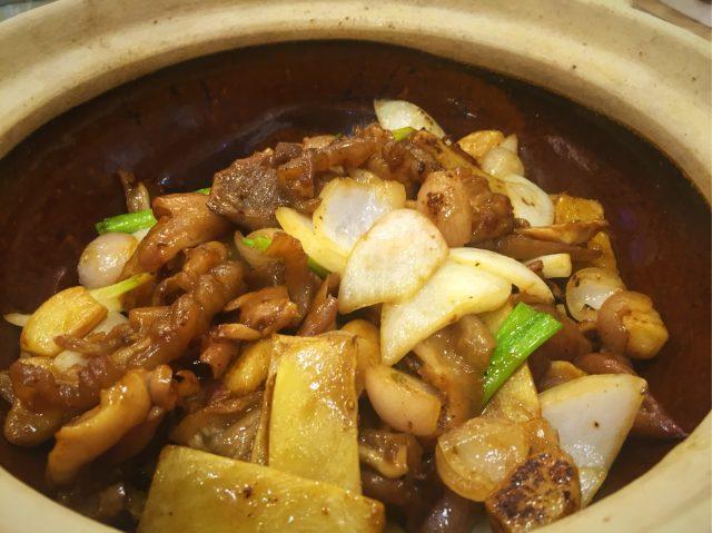 砂鍋龍躉魚扣煲 - Vong Kam Kok Hou Sek Fu - Guangdong - Iao Hon - Macau