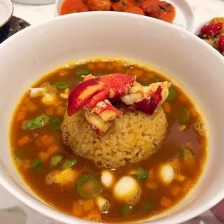 龍蝦湯脆米 -  dari Cha Bei (路氹城) di 路氹城 |Macau