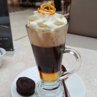 French Coffee -  dari Louvre Café (路氹城) di 路氹城 |Macau