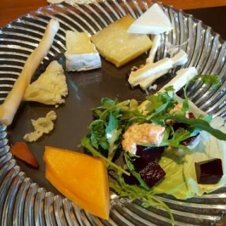 行政午餐 自選沙律吧 - 位於的大廚 (南灣) | 澳門