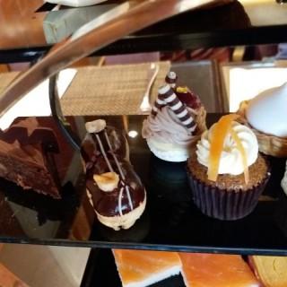和果子下午茶 -  dari Terrace Restaurant (路氹城) di 路氹城 |Macau