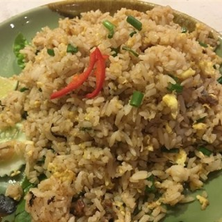 Thai  salted  fish  fried  rice   - Bandar Sunway's Mr. Tuk Tuk (Bandar Sunway)|Klang Valley