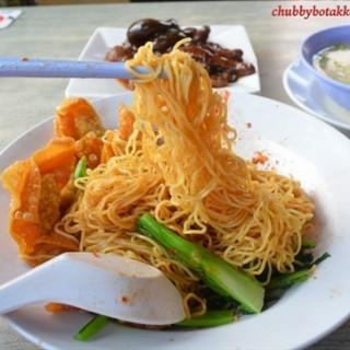 位于惹蘭勿剎的Da Jie Famous Wanton Noodle (惹蘭勿剎) | 新加坡