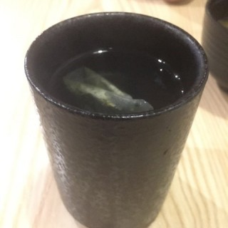 Japanese  Green  Tea  (Hot) -   / 日本料理 鐵板燒 (East Coast Park)|Singapore