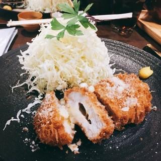 Cheese Pork Katsu -  Orchard / Ma Maison (Orchard)|Singapore