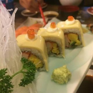 ข้าวปั้นห่อชีส -   / Umai (อ.เมืองปทุมธานี)|กรุงเทพและปริมลฑล