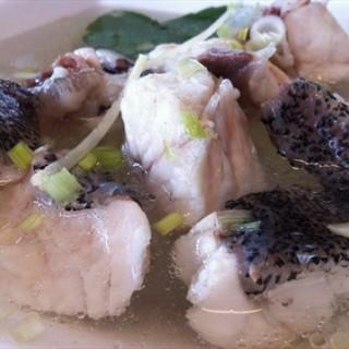 現煮鮮魚湯(每碗100-150元) -   / 黑皮酥皮肉圓 (布袋鎮)|雲林/嘉義