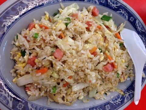 炒飯 - 葉生魚片 - Taiwanese - Budai Township - 雲林/嘉義
