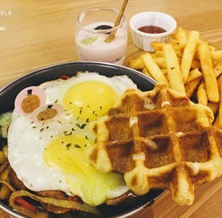 Daan District's Le Petit Waffle (Daan District)|Taipei