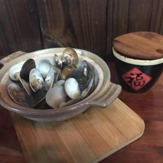 胡椒蛤蠣 - 位於北區的享初食堂 (北區) | 新竹/苗栗