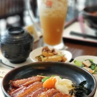 鯛魚定食 - Xinyi District's 春水堂 (Xinyi District)|Taipei